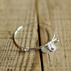 Sterling Silver Photo Charm Bracelet will quickly become your favorite piece of jewelry! So fun and personal.