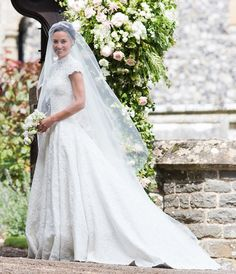Wedding Photos of Pippa Middleton That Are Absolutely Magical