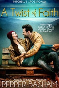 Giveaway at Eli's Novel Reviews: A Twist of Faith by Pepper Basham #BookGiveaway
