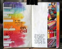 Love this idea for my collage journal