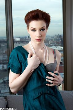 Stoya Penthouse Babe of the Day