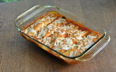 Spinach Enchiladas are a delicious way to enjoy vegetarian enchiladas.