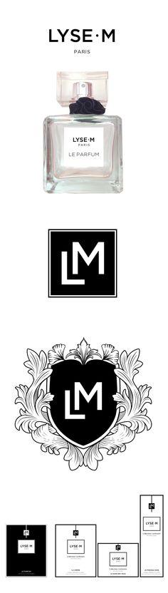 LYSE M  Conception, création de la marque de cosmétique Haut de gamme en pharmacie : Lyse M Création du nom, du logo, des packs etc...  Client : Lyse Santoro Agence : Temiti Marketing