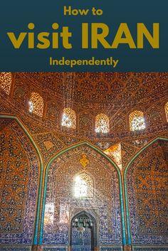 visit iran independe