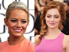 Emma Stone proves that pale is beautiful too