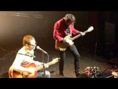 """▶ Jarle Bernhoft feat -M- Mathieu Chedid 'Down the road"""" cover C2C live @ La Cigale Paris - 24.11.2012 - YouTube"""