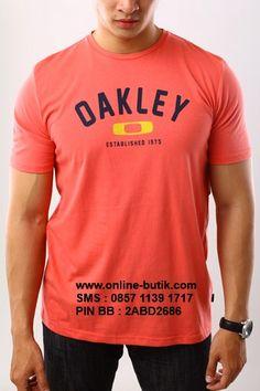 KAOS OAKLEY ORIGINAL | Kode : TO OAKLEY 56 | Rp. 205,000