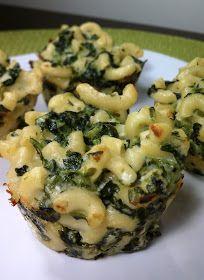 Emily Bites - Weight Watchers Friendly Recipes: Mac & Cheese Muffins