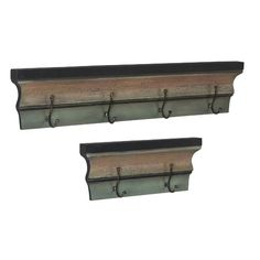 Found it at Joss & Main - 2-Piece Tina Wall Rack Set
