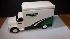 Enterprise Rental Truck Cookie Jar
