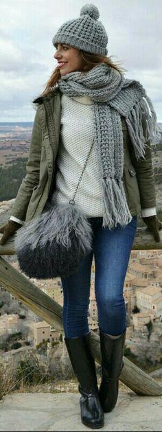Winter Fashion / Be Iconic