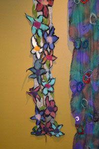 Felt Wall Hangings by TASH WESP
