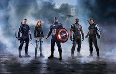 In arrivo il primo trailer di Captain America: Civil War