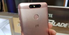 Recent leak suggests the ZTE Axon 8 will have dual cameras