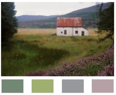 Love this color inspiration. by Simply Hue