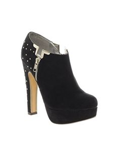 Enlarge Faith Calibre Studded Shoe Boots