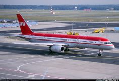 Boeing 757-2G5 aircraft
