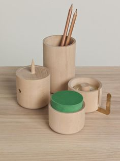 Beauty Meets Function: Desk Accessories from Another Country
