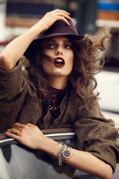 Kendra Spears Vogue Paris Oct 2012