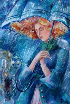 Tengo azul cuando llueve - Ian Fefelova