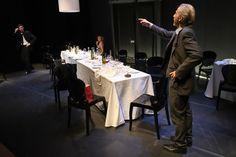 Compagnia del Teatro Stabile del FVG / LA DOMANDA DELLA REGINA - Udine, Teatro S. Giorgio 4 e 5 febbraio 2018