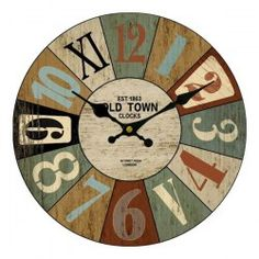 SHARE & Get it FREE | Retro Colorful Number Silent Wall Clock Room DecorationFor Fashion Lovers only:80,000+ Items • New Arrivals Daily • Affordable Casual to Chic for Every Occasion Join Sammydress: Get YOUR $50 NOW!
