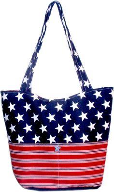 american flag bag | American Flag Tote Bag