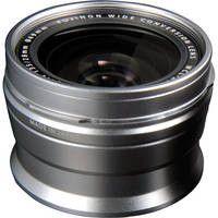Fujifilm WCL-X100 Wide-Angle Conversion Lens Silver