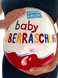 Babybauch Bemalung                                                                                                                                                                                 Mehr