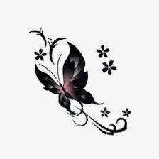 Resultado de imagem para tatuagens borboletas