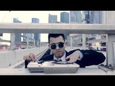 The Turntable Instrumentalist by DJ KoFlow feat. Mighty Souls - Kick Jay Chou's ass!