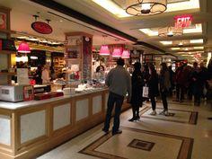 Food plaza @ plaza hotel NYC