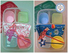 @EasyLunchboxes make great gift sets!
