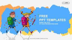 20 free education powerpoint templates use these pre made free powerpoint templates education toneelgroepblik Gallery