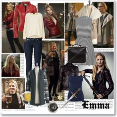 Emma- Of Once Upon A Time