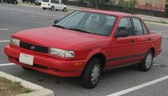 1994 Nissan Sentra. My ex took this and sold it after my mother paid for it