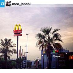 McDonald's Arabia #McDonalds #McDonaldsArabia