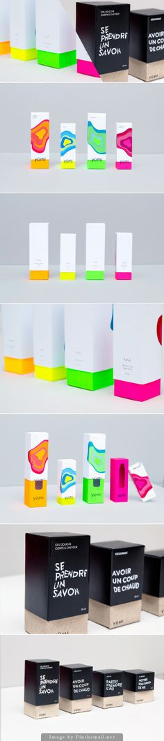 I like this packaging.
