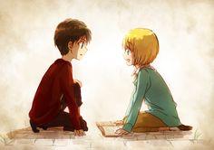 Attack On Titan Armin | Attack on Titan | Facebook
