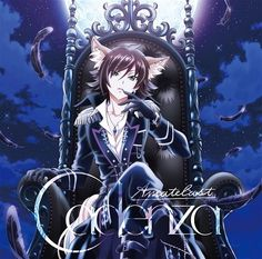 "CDJapan : ""Show by Rock!!# (Anime)"" Insert Song ""Cadenza"" Amatelast (CV: Mamoru Miyano) CD Maxi"