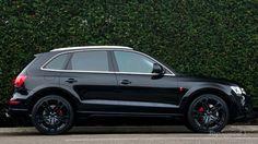 Audi Q5 Brilliant Black By Kahn Design