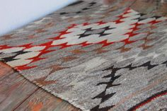 Old Vintage Navajo Rug from 40's-50's by GeronimosCollection on Etsy