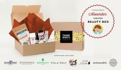 We are partnering with rated clean 0-3 beauty brand sponsors1who support our mission to bring the most requested beauty box to you. Each box comes with 9 hand-picked, rated clean beauty products, a full she-bang of Think Dirty swag goodies and lots of love. Valued at over $250, specially offered to you for $95 US!    The Think Dirty Clean Beauty box is the perfect gift for health-conscious significant others, hard-core yogi friends, or kale-loving besties. Or better yet, show yourself some…