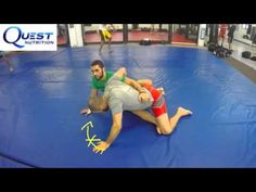 BJJ Technique - Escaping the Guillotine and Transitioning to Triangle from Half Guard - Firas Zahabi - YouTube