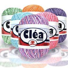 Círculo Cléa Círculo Cléa 1000 Multicolor - 1000 m @ Lã Formosa
