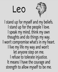 Leo moon and Ascendant Leo Horoscope, Astrology Leo, Horoscopes, Leo Quotes, Zodiac Quotes, Strong Quotes, Quotes About Leos, Attitude Quotes, True Quotes