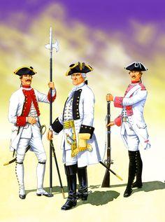 Austrian Field Officers
