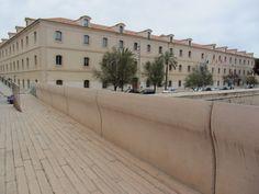 Campus UPCA y paseo Alfonso XII, Cartagena
