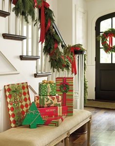 Take tradition and add a dash of new to excite and inspire with your gift presentations this season. Handsome and simple lines create the perfect canvas for creative tie-ons, and new shapes in our gift boxes complete the Christmas picture this season.