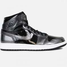 Jordan Air Jordan 1 Retro High (Black/Black-Anthracite-White)